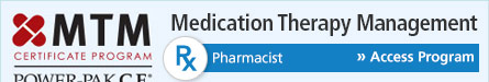 Pharmacist Medication Therapy Management