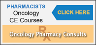 Oncology Pharmacy Consults